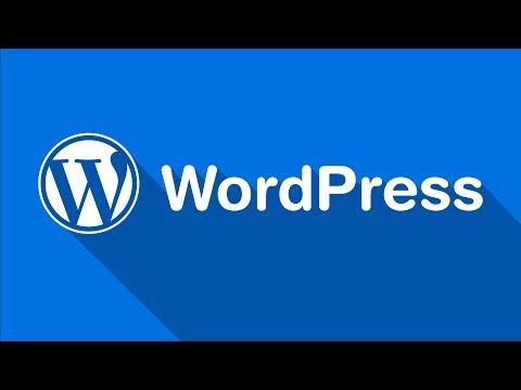 Wordpress Complete Course - Building E-Commerce Website ...