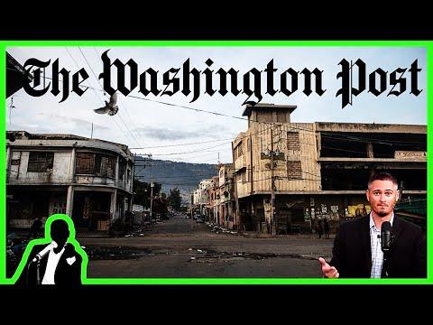 WaPo Calls For US INVASION Of Haiti   The Kyle Kulinski Show