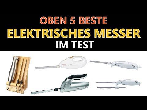 Beste Elektrisches Messer im Test 2018