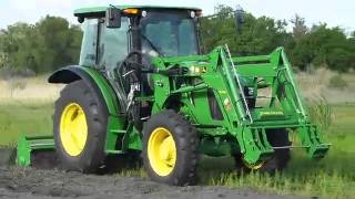 Introducing the All-New John Deere 5E 4-Cylinder Tractors