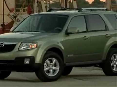 Mazda Tribute HEV (Hybrid Electric Vehicle)