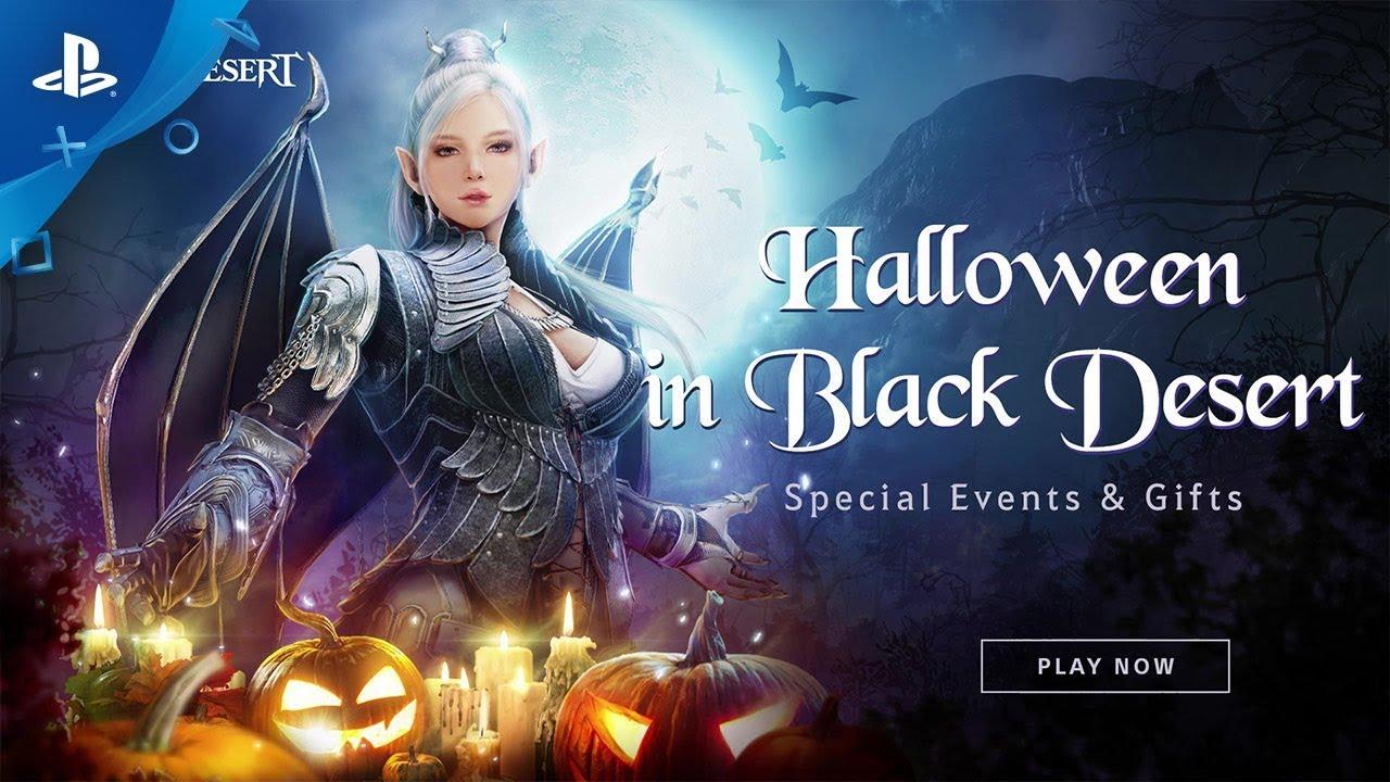 Black Desert Halloween Update Adds New Tricks and Treats