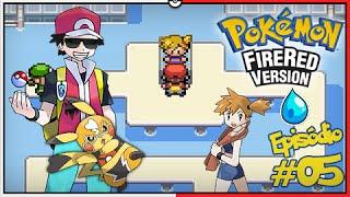 Misty  - (Pokémon) - Pokémon Fire Red Let's Play #5: Ginásio da Misty, Vai Pikachu Karateca