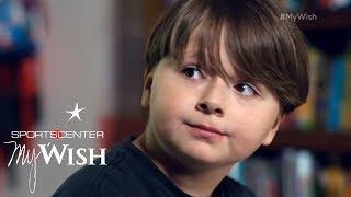 Download Youtube: 9-Year-Old Fan Teaches J.J. Watt About True 'Will Power' | My Wish | ESPN Archives