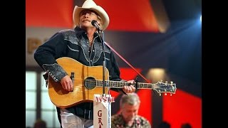 Alan Jackson  Don't Change On Me