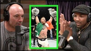 Joe Rogan - Yoel Romero on Conor McGregor