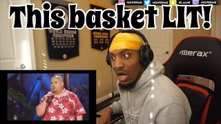 Gabriel Iglesias - RACIST GIFT BASKET (REACTION!!!)
