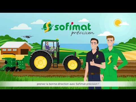 Agriculture de précision - SOFIMAT