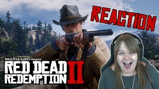 Red Dead Redemption 2: Gameplay Reveal Trailer 1 - Reaction & Analysis