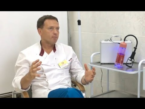Терапевтический лазер при простатите