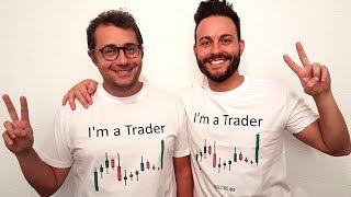 """Sono pronte le magliette """"I am a trader""""!!!"""