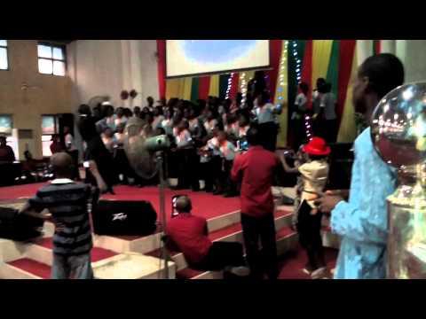 First Baptist Church Kosofe Lagos 2014 Carol