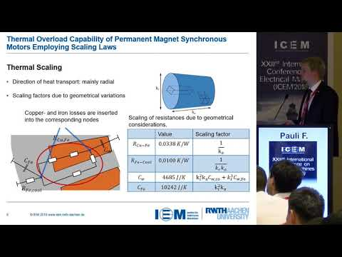 Pauli F. - Overload Capability of Permanent Magnet Synchronous Motors Employing Scaling Laws