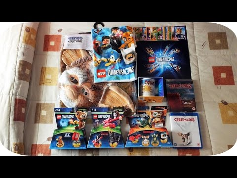 Unboxing Fun Packs y Team Pack de LEGO Dimensions (Wave 7) y mas Sorpresas :)