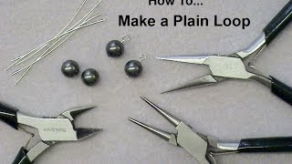 How To: make a plain loop