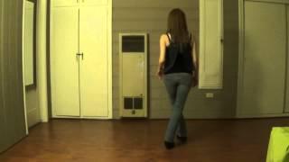 Crash & Burn (Line Dance) - Demo & Teach