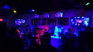 "Anything Box, ""When We Lie"" Live -New Wave Bar, Lakewood, CA 2014"