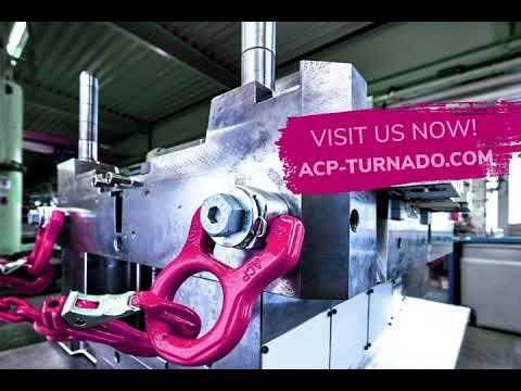 RUD ACP TURNADO – První chytrý vázací bod na světě