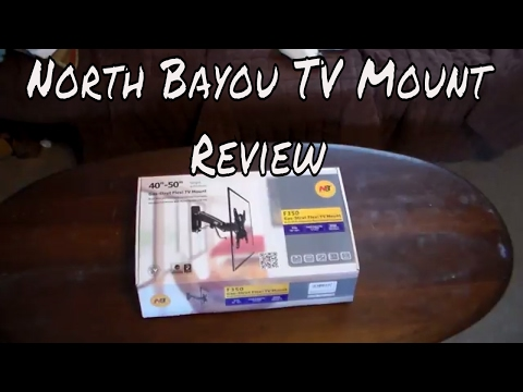 North Bayou TV Mount Review