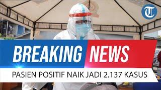 BREAKING NEWS - Update Corona Indonesia 25 September 2021: Pasien Positif Naik jadi 2.137 Kasus