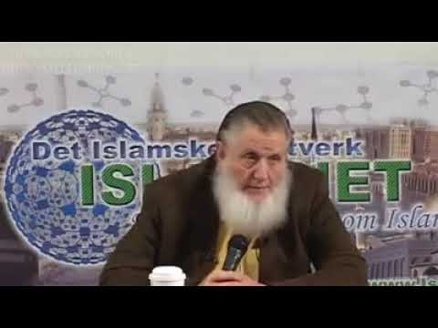 Who are the poor people? Sheik Yusuf estes