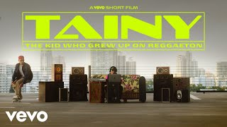 The Kid Who Grew Up On Reggaeton - Tainy  (Video)