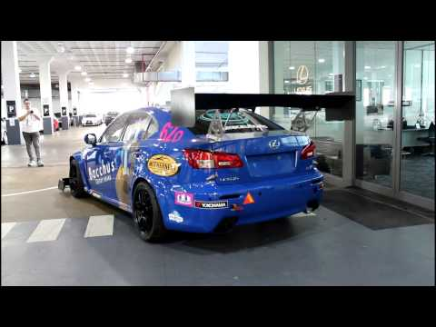 Download Lexus LFA & Bacchus Energy Drink WTAC ISF Engine Rev Mp4 HD Video and MP3