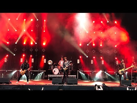 Halestorm: Download Festival Zippo Encore stage 2019