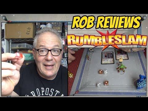 Rob Reviews Rumbleslam