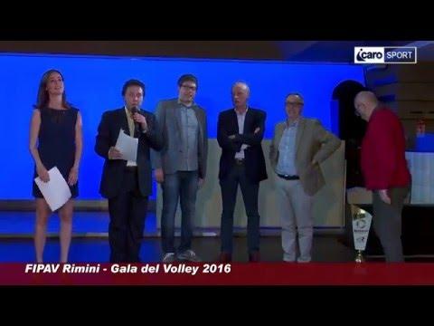 Preview video Icaro Sport. FIPAV Rimini Gala del Volley 2016!