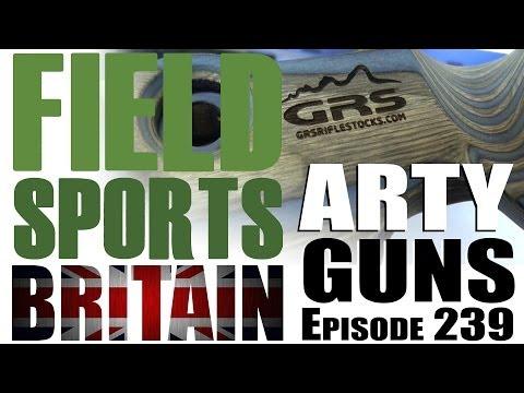 Fieldsports Britain – Arty Guns