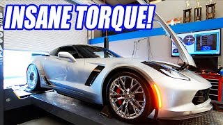 EASY Mods Make HUGE Power On This Veteran's C7 Z06!