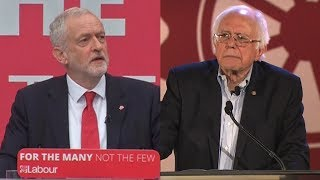 Naomi Klein on Jeremy Corbyn, Bernie Sanders & Youth-Led Grassroots Progressive Insurgencies