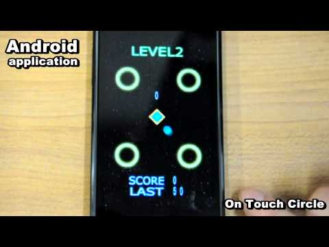 Video of On Touch Circle