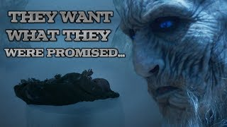 Why have the White Walkers returned after 8,000 Years? | Game of Thrones Season 8 Theory Talk