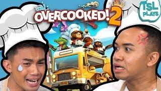 TSL Plays: Overcooked 2