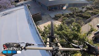 GoPro: El Torro BMX Roof Drop