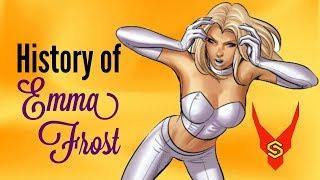 History Of Emma Frost | EXPLORING COMICS
