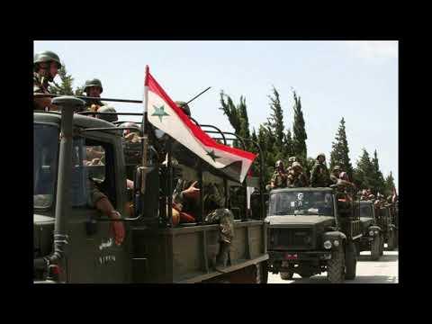 🌍 Сирийская армия прекратила наступление на Идлиб 🌍
