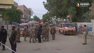 Pakistan: Cel puţin 97 de morţi în prăbuşirea unui Airbus A320 la Karachi (nou bilanţ)