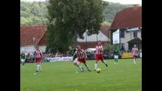 preview picture of video 'TSV Berndorf - SV Werder Bremen HD'
