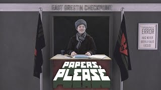 Papers, Please: Typographical Errors