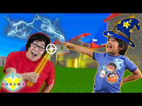 Ryan Toysreview Roblox Jailbreak - Roblox Jailbreak Epic Breakouts Lets Play With Ryan Daddy