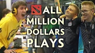 ALL MILLION DOLLARS plays of all The Internationals
