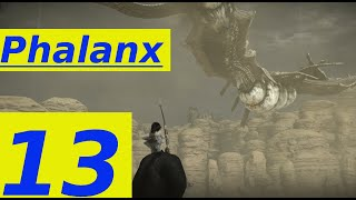 Shadow Of The Colossus Parte 13: BOSS PHALANX ! (HD Ita, PS4, No Commentary)