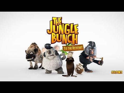 The Jungle Bunch to the Rescue - Season 2 Trailer