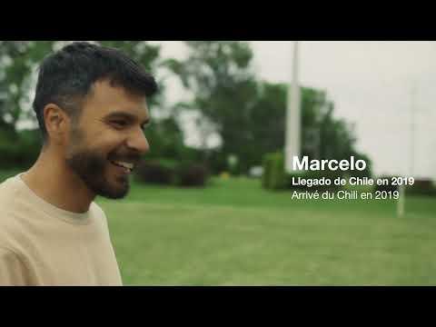 Fiers de parler français - Découvrez l'histoire de Marcelo