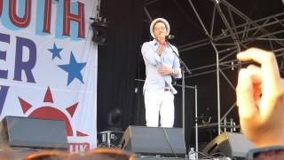 Matt Cardle - Hit My Heart  - Portsmouth Summer Show - 27.6.15