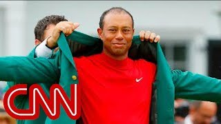 Tiger Woods Wins Masters In Stunning Comeback
