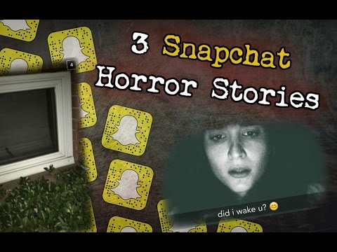 3 Disturbing True Snapchat Stories